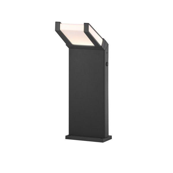 LED-Außenpollerleuchte, Pagen Anthrazit