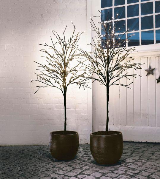 LED-Baum Magnifique Goldfarben