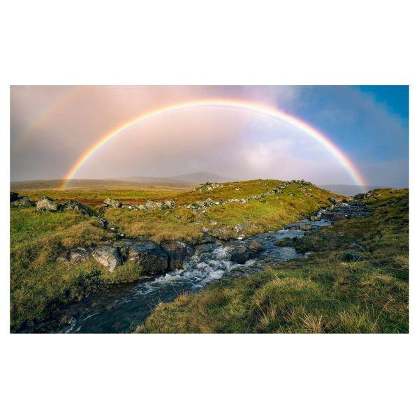Vlies Fototapete Regenbogen