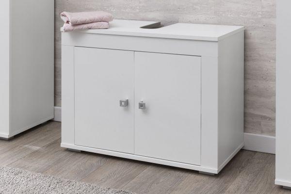 Waschtischunterschrank 2 Türen 3 Farben