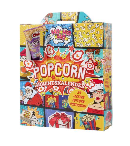 Adventskalender Popcorn