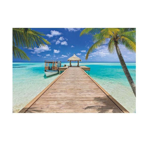 Vlies-Fototapete Beach Resort