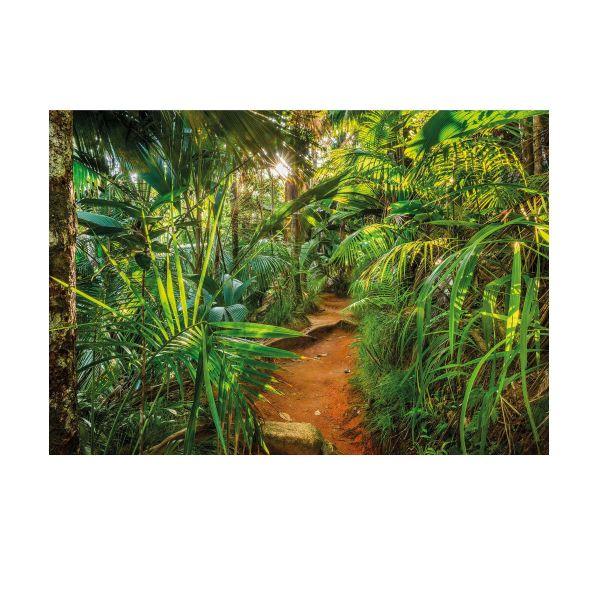 Fototapete Deep Jungle