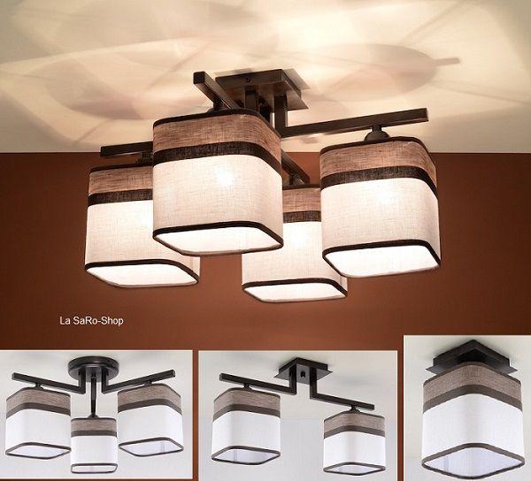 Deckenlampe Latte Beleuchtung