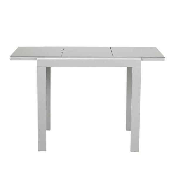 Outdoor-Tisch Futura II Grau