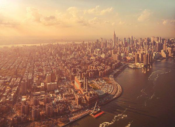 Fototapete Skyline New York