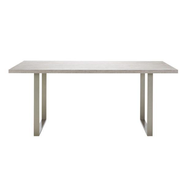 Tisch Betonoptik 90 x 160 cm