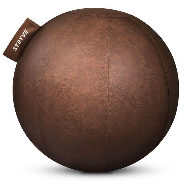 Sitzball Ergonomic Braun Ø 65 cm