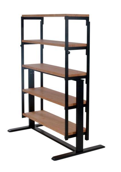 Regal / Tisch Swing Schwarz XL