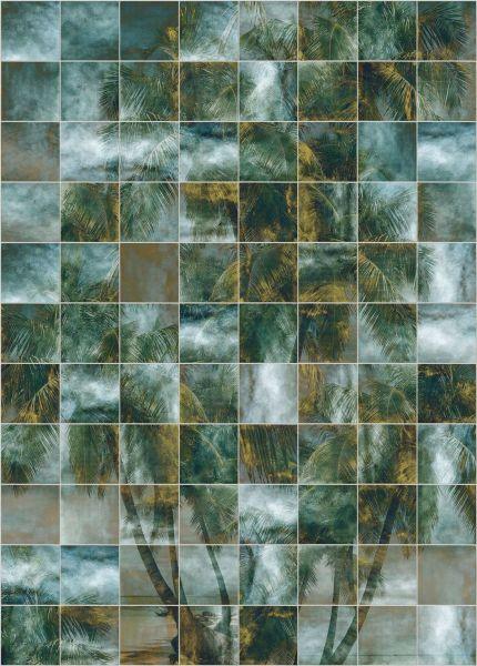 Fototapete Palmensturm