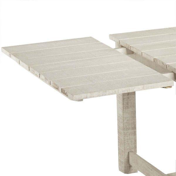 Outdoor Tischseitenteile 2 tlg. Lordi grau