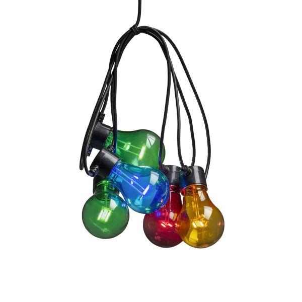 LED-Lichterkette Celebration klein
