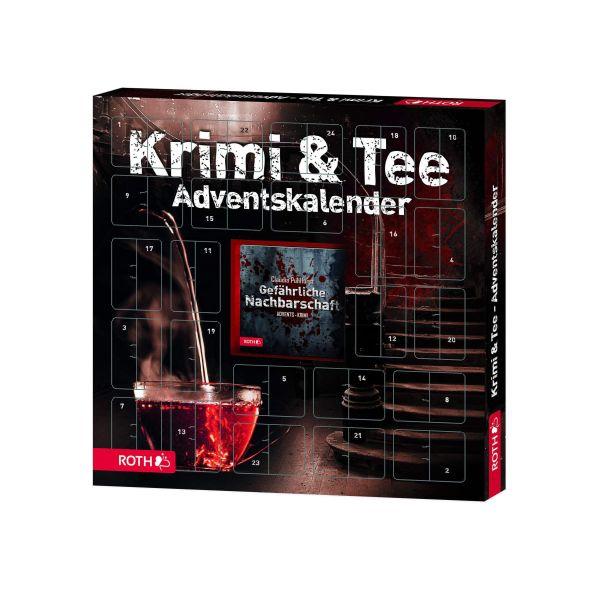 Adventskalender Krimi & Tee