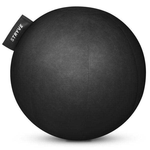 Sitzball Ergonomic Schwarz Ø 65 cm