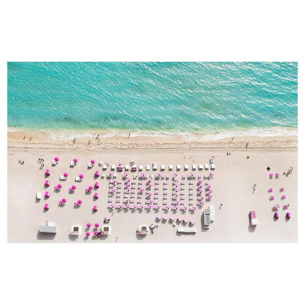 Digitaldruck Fototapete Beach klein
