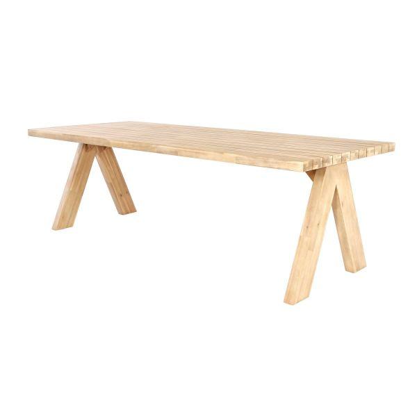 Outdoor-Tisch Jesper Natur 240 x 100 cm