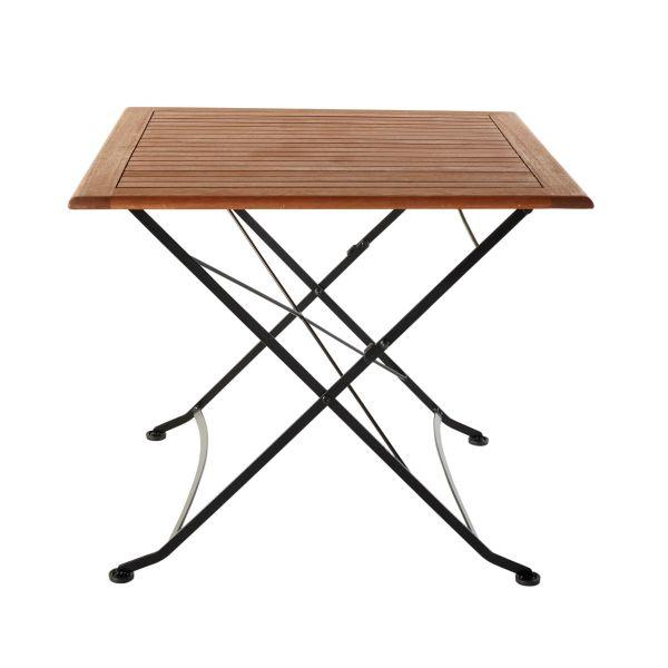 Outdoor-Tisch Bellagio, eckig Braun 90 x 90 cm