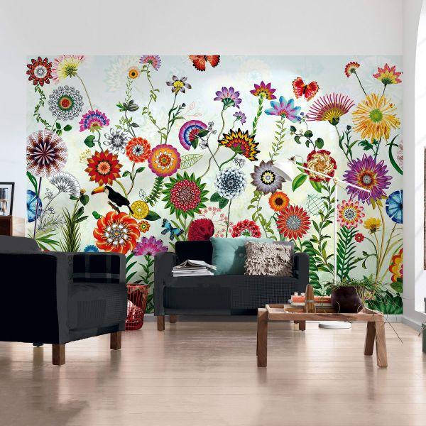 Fototapete Flower Power