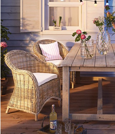 Outdoor Rattan Sessel Lordi