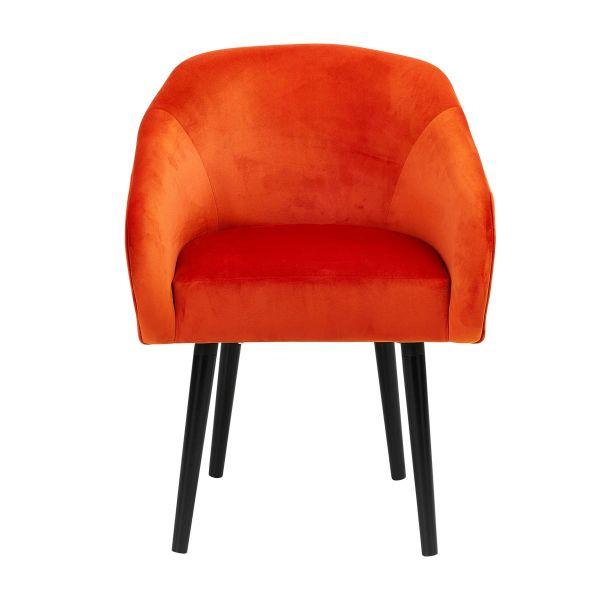 Stuhl Oskar Orange