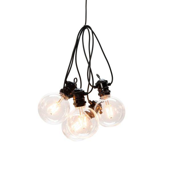 LED-Lichterkette Orb