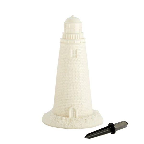 Outdoor-Leuchte Leuchtturm Weiß