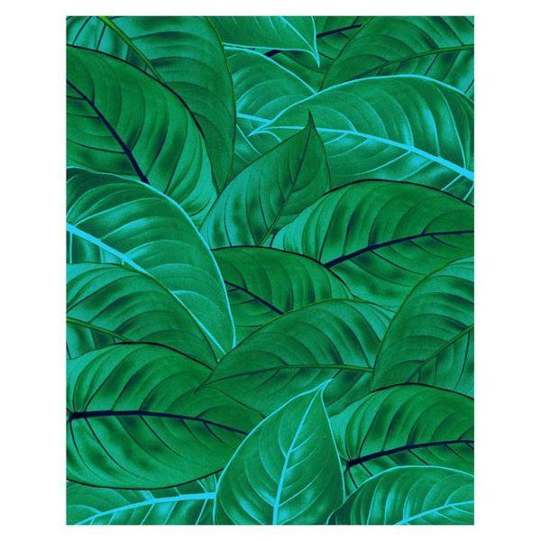 Digitaldruck Fototapete Blätter