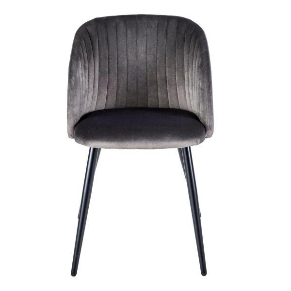 Stuhl-Set, 2-tlg. Matteo Grau