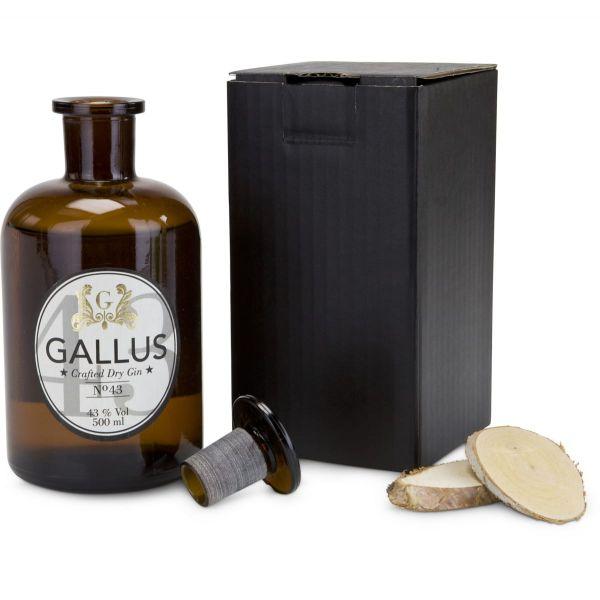 Geschenkset Gallus Gin 43