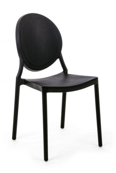 Stuhl-Set, 4-tlg. Luca Schwarz