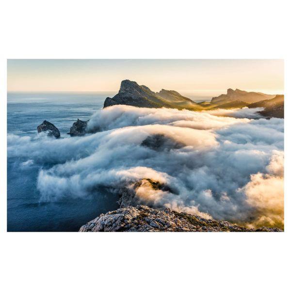 Digitaldruck Fototapete Steilküste