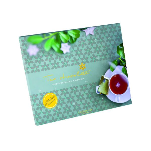 CONFISERIE LAUENSTEIN Adventskalender Tee-Napolitains