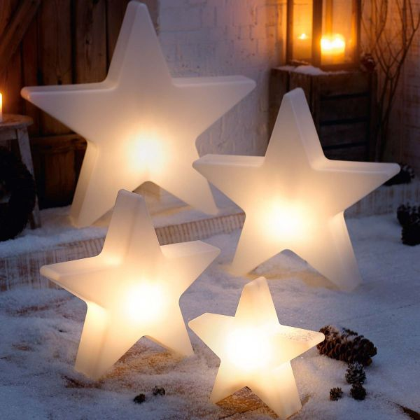 Leucht-Objekt Stern Shiny