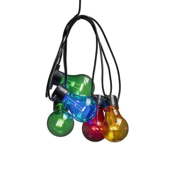 LED-Lichterkette Festivity