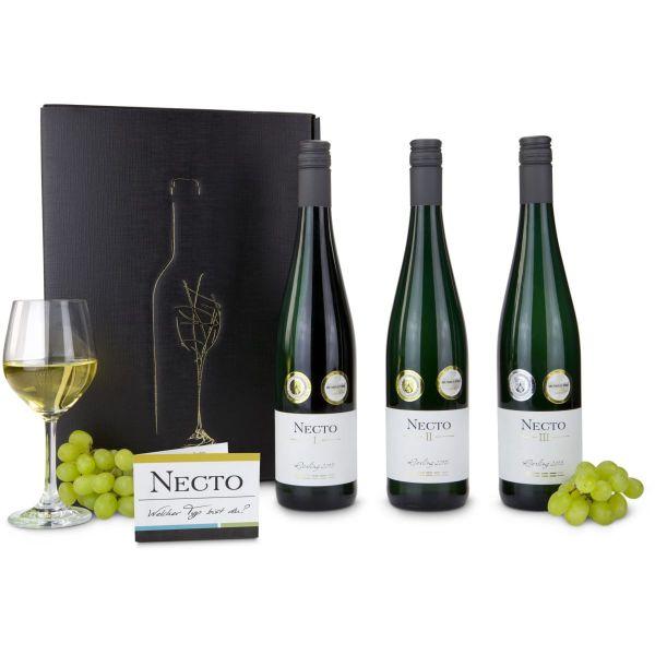 Geschenkset Premium Wein-Auswahl