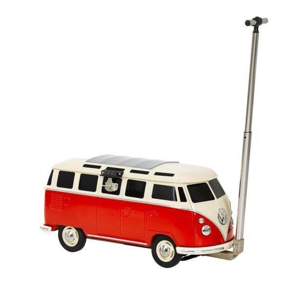 Kühlbox VW-Bus Rot