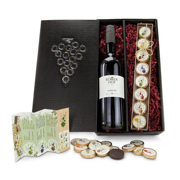 Geschenk-Set, Chocolate for wine