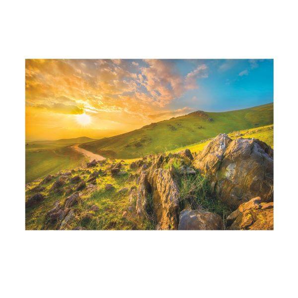 Fototapete Mountain Morning