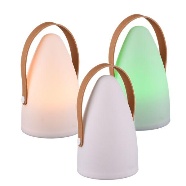 LED-Tischleuchte Zuckerhut
