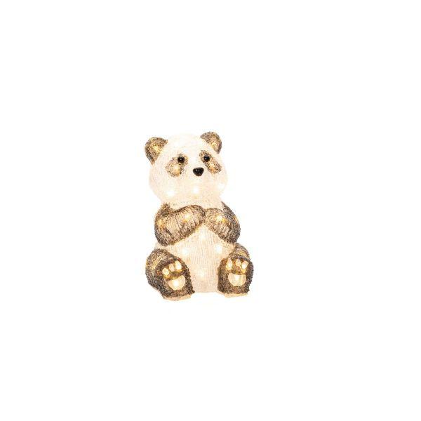 LED-Deko-Figur Panda