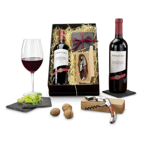 Geschenk-Set, Wein-Freu(n)de